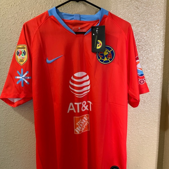check out bf714 3a4b4 Club America Third Kit Jersey 2019 Large NWT